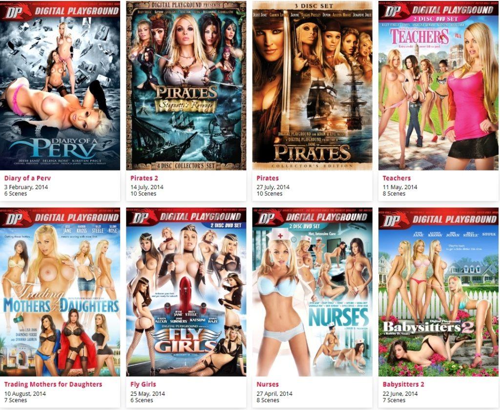 Digital Playground Discount: XXX Movies