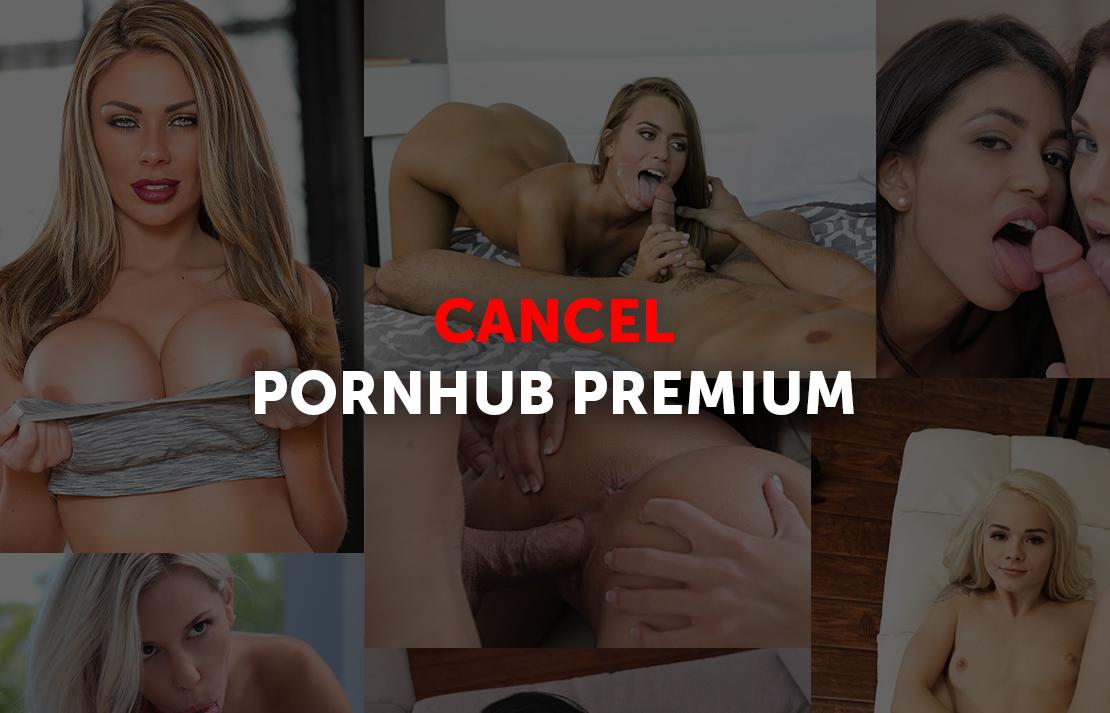 Pornhub cancel premium
