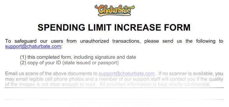Free tokens chaturbate